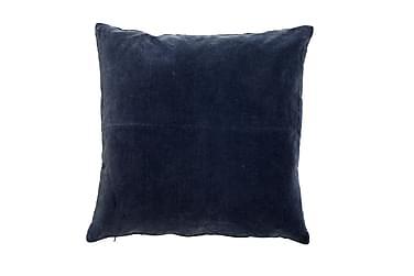 Kuddfodral Aletta 50x50 cm Mörkblå