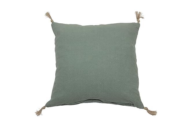 Kuddfodral Chilla 45x45 cm Aqua - Fondaco - Inredning - Textilier - Kuddfodral