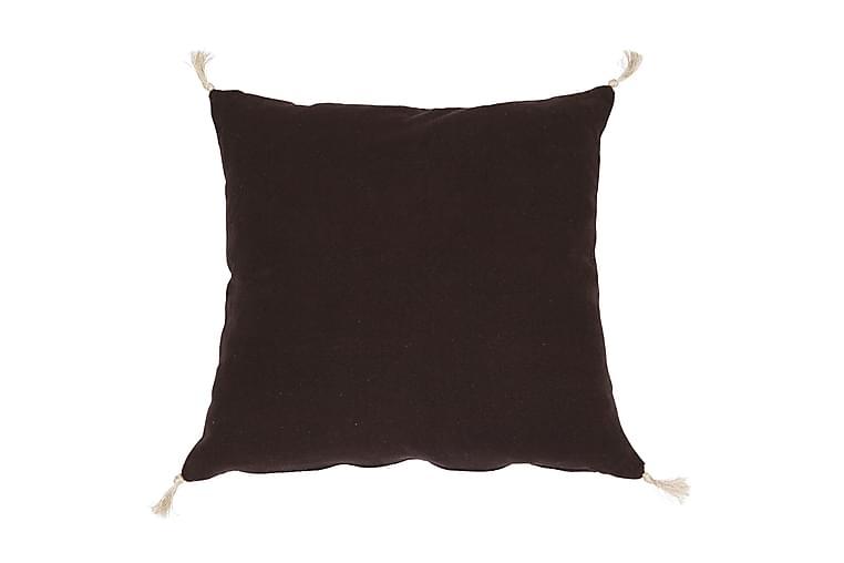 Kuddfodral Chilla 45x45 cm Svart - Fondaco - Inredning - Textilier - Kuddfodral
