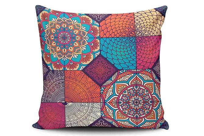 Kuddfodral Cushion Love 45x45 cm - Flerfärgad - Inredning - Textilier - Kuddfodral