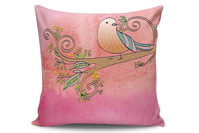 Kuddfodral Kissy 45x45 cm - Flerfärgad - Inredning - Textilier - Kuddfodral