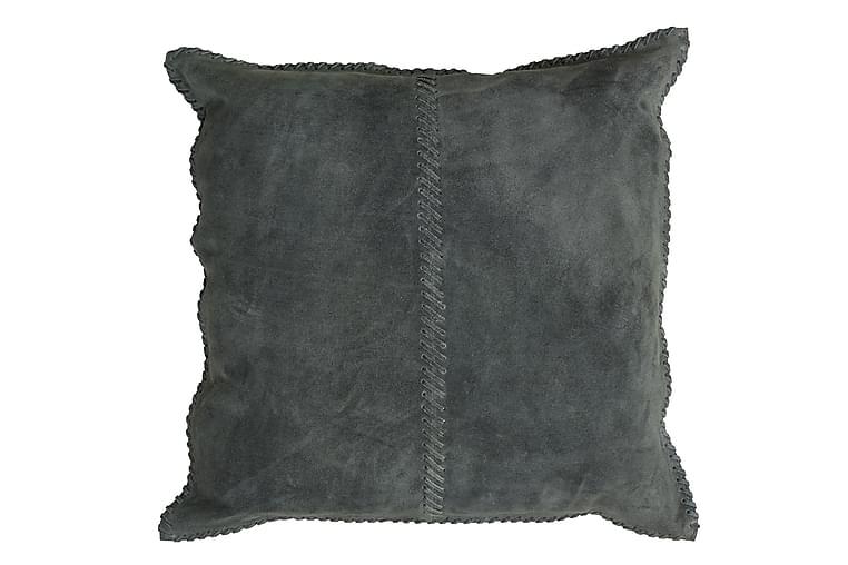 Kuddfodral Mocka 45x45 cm Grå - Mogihome - Inredning - Textilier - Kuddfodral