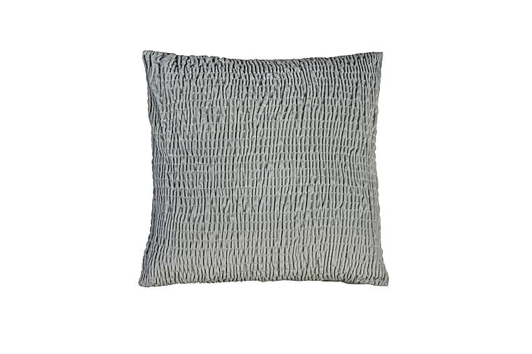 Kuddfodral Samanta 45x45 cm Aqua - Fondaco - Inredning - Textilier - Kuddfodral