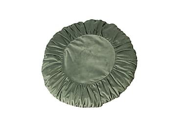 Kuddfodral Tilde 50 cm Rund Sammet Celadon