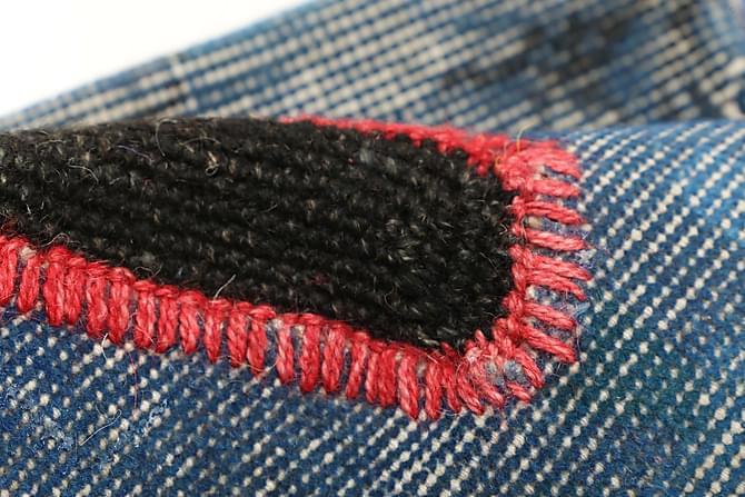 Orientaliskt Kuddfodral 45x45 - Flerfärgad - Inredning - Textilier - Kuddfodral