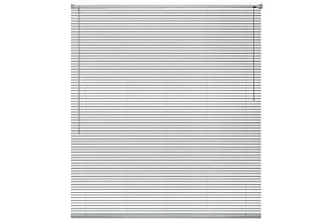 Cordele Persienner 120x160 cm Aluminium