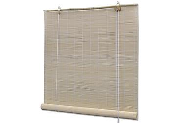 Rullgardin Cordeiro 80x220 cm Bambu