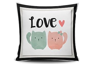 Kudde Cushion Love 45x45 cm