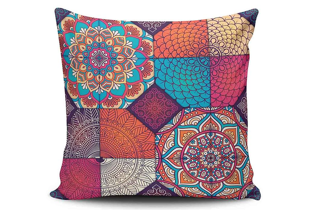 Kudde Cushion Love 45x45 cm - Flerfärgad - Inredning - Textilier - Prydnadskuddar