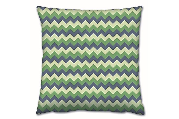 Kudde Gravel 43x43 cm - Multi - Inredning - Textilier - Prydnadskuddar