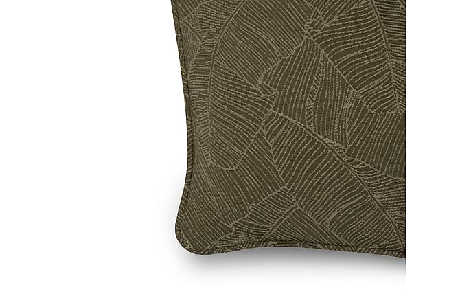 PRYDNADSKUDDE 50X50 CM - Grön|Grå - Inredning - Textilier - Prydnadskuddar