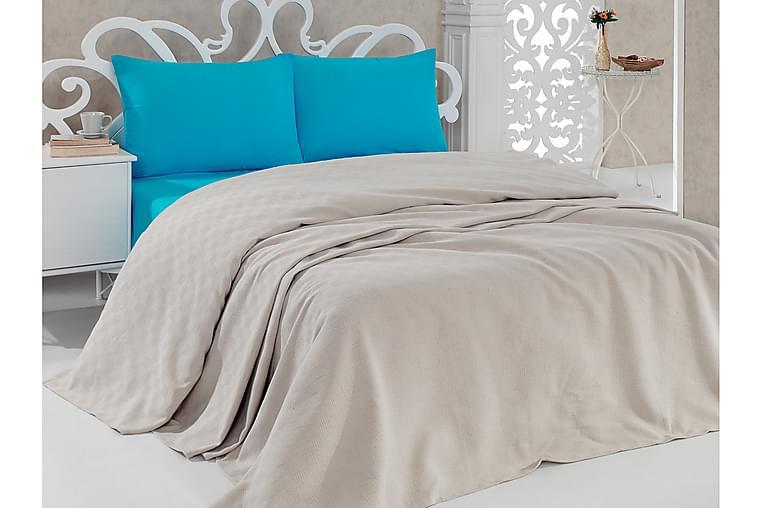 Överkast Bella Carine by Esil Home 160x240 cm - Beige - Inredning - Textilier - Sängkläder