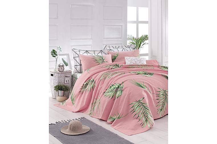 Överkast EnLora Home - Grön - Inredning - Textilier - Sängkläder