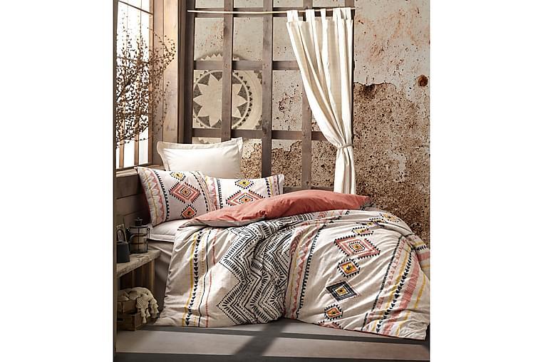 Bäddset Cotton Box Ranforce - Röd - Inredning - Textilier - Sängkläder