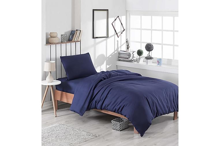 Bäddset EnLora Home - Blå - Inredning - Textilier - Sängkläder