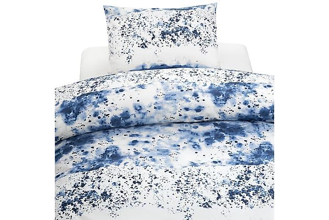 Bäddset Hardy Blå 2-Dels Set - Borganäs - Inredning - Textilier - Sängkläder