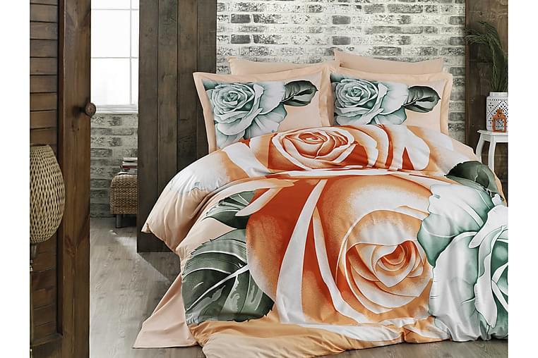 Bäddset Hobby Poplin - Rosa - Inredning - Textilier - Sängkläder