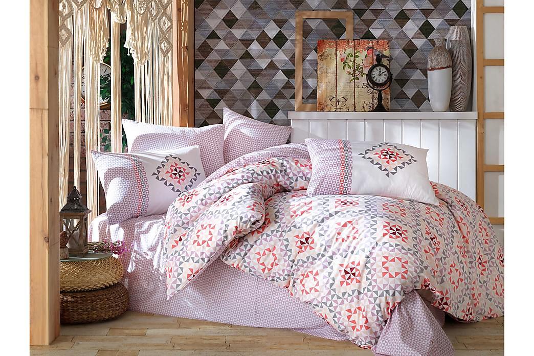 Bäddset Hobby Ranforce - Lila - Inredning - Textilier - Sängkläder