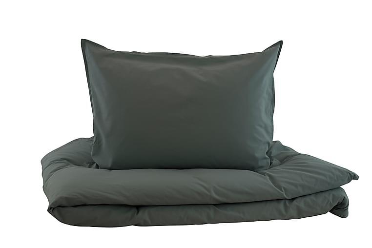 Bäddset Loft 150x210 cm Turkos - Grön - Inredning - Textilier - Sängkläder