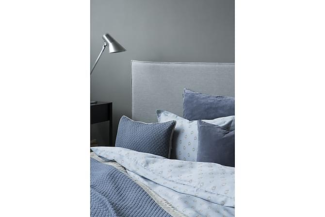 Bäddset Louise 150x210 cm Blå - Turiform - Inredning - Textilier - Sängkläder