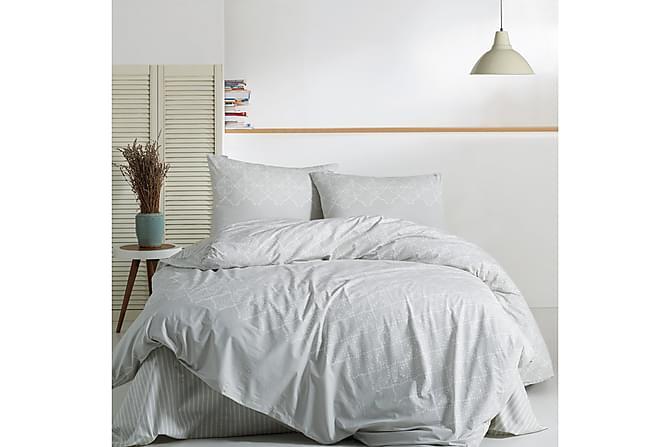 Bäddset Marie Claire Kingsize 4-dels - Grå - Inredning - Textilier - Sängkläder