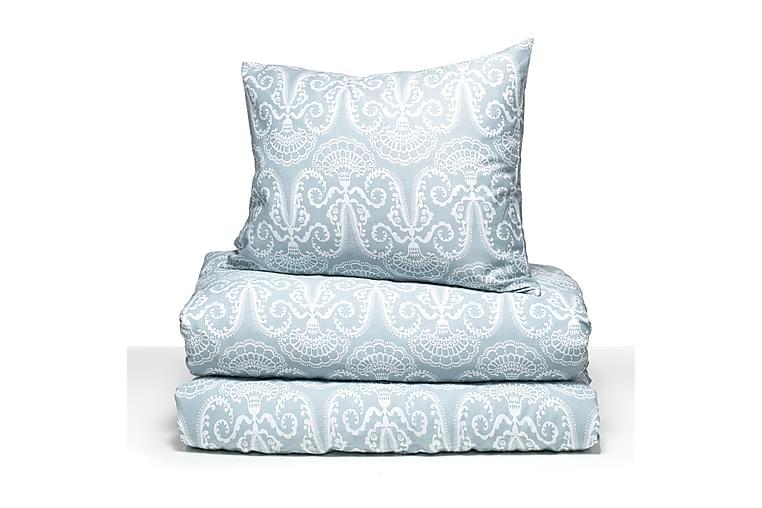 Bäddset Milja 210x150 cm - Blå - Inredning - Textilier - Sängkläder
