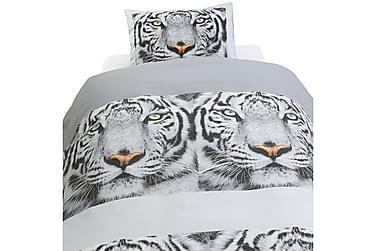 Bäddset Tiger 2-dels Flerfärgad