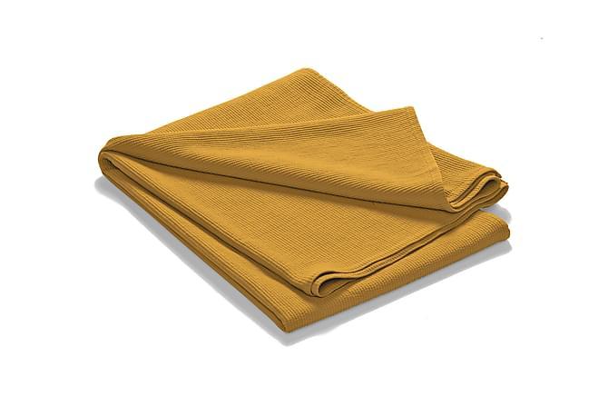 Etol Överkast Stentvättat 260x260 cm - Dusty Rose - Inredning - Textilier - Sängkläder