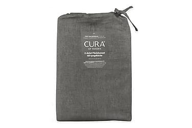 Påslakanset Cura Pearl 150x210 cm