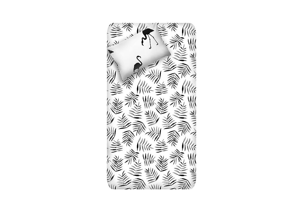 Påslakanset EnLora Home Ranforce - Svart - Inredning - Textilier - Sängkläder