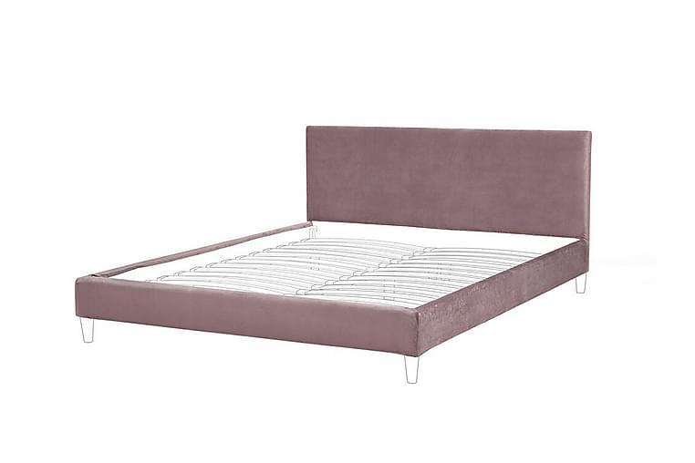 Sängöverdrag Galetka 160x200 cm - Rosa - Inredning - Textilier - Sängkläder