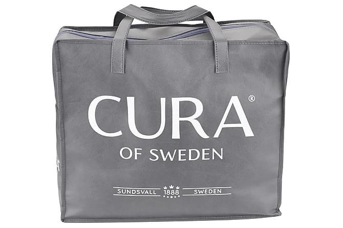Tyngdtäcke CURA Pearl 13 kg 150x200 cm - Ljusgrå - Inredning - Textilier - Sängkläder