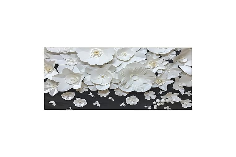 Blommor Ramverk - Homemania - Inredning - Väggdekor - Canvastavlor