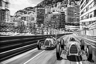 Canvas Monte Carlo 80x120 cm