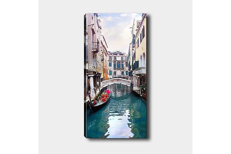 Canvastavla DKY Cities & Countries Flerfärgad - 50x120 cm - Inredning - Väggdekor - Canvastavlor
