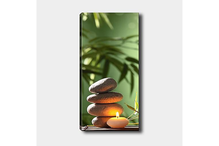 Canvastavla DKY Floral & Botanical Flerfärgad - 50x120 cm - Inredning - Väggdekor - Canvastavlor