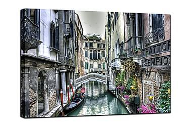 Canvastavla Venice 75x100 cm