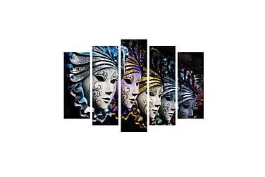 Decorative Canvas Painting (5 Pieces)