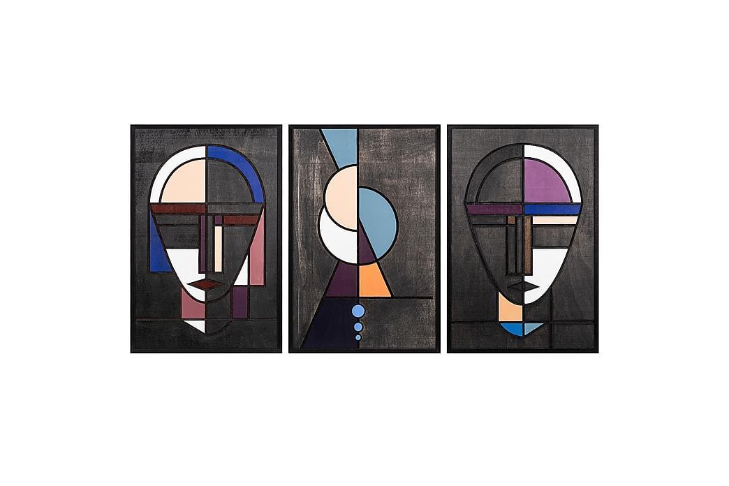 Dekoration Trätavlor - Inredning - Väggdekor - Canvastavlor