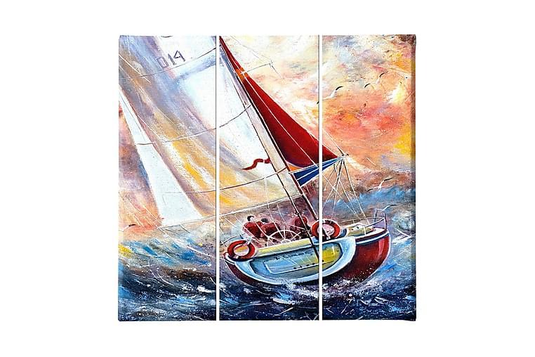 Havet Ramverk - Homemania - Inredning - Väggdekor - Canvastavlor