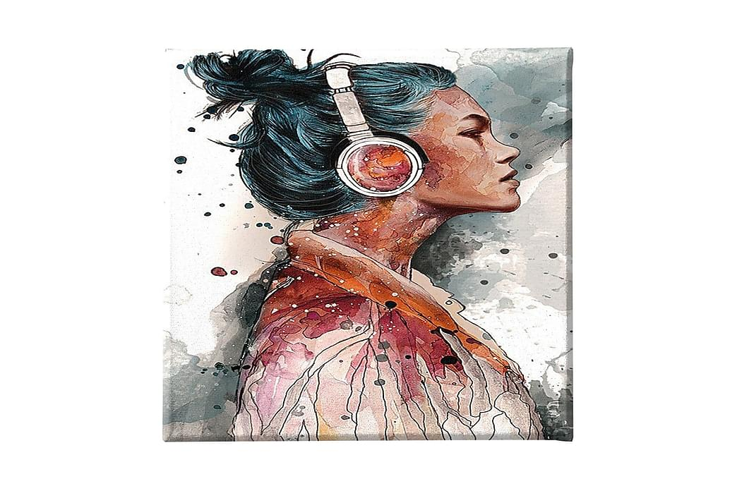 Kvinna Ramverk - Homemania - Inredning - Väggdekor - Canvastavlor