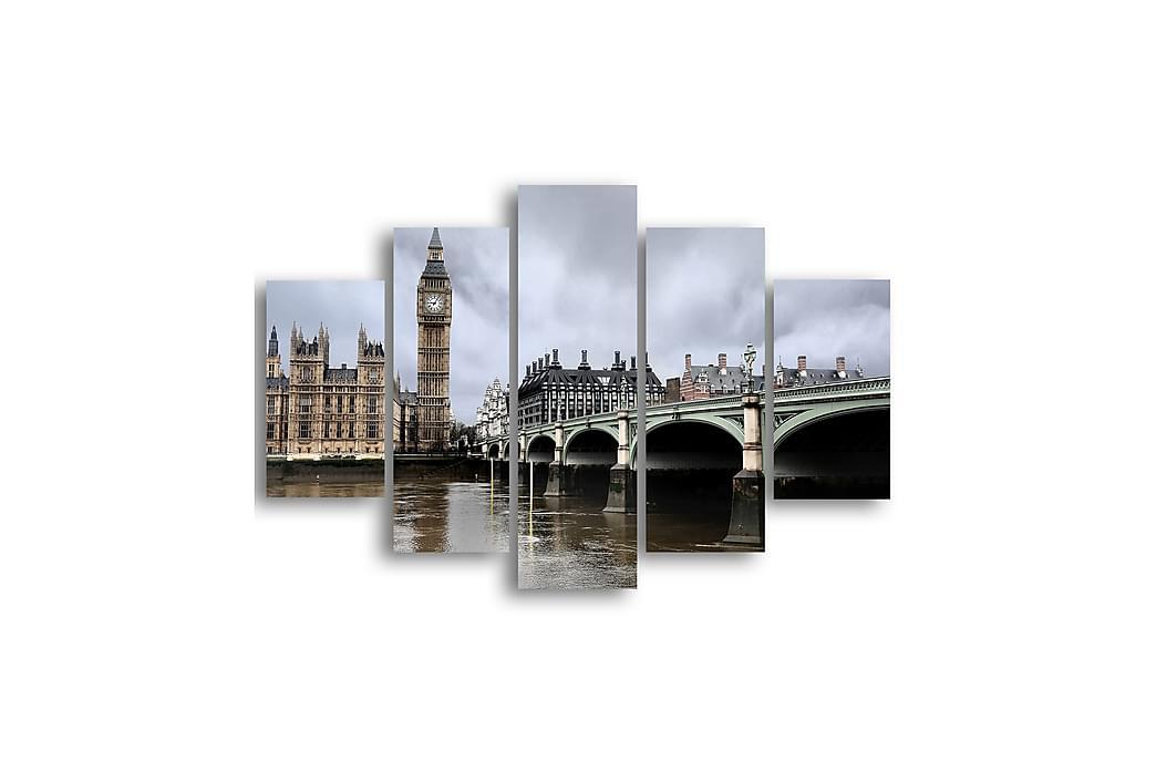London Ramverk - Homemania - Inredning - Väggdekor - Canvastavlor