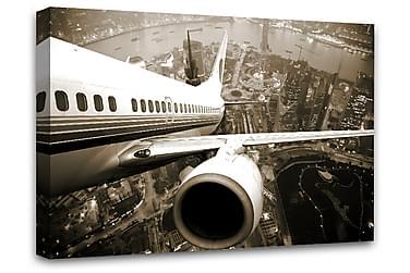 Samolot Tavla Canvas 75x100cm