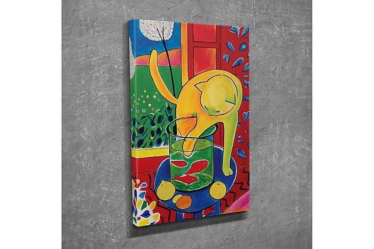 Väggdekor Canvas Målning - Inredning - Väggdekor - Canvastavlor
