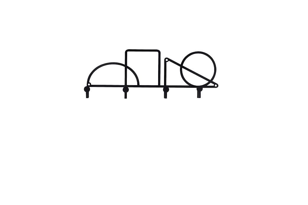 Väggdekoration Hängare - Inredning - Väggdekor - Canvastavlor