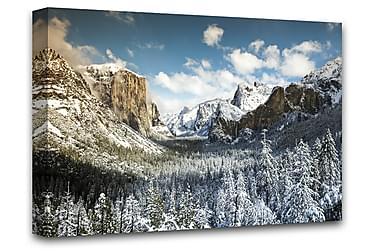 Yosemite Valley Tavla Canvas 75x100cm