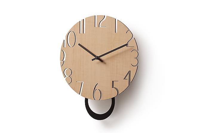 Klocka Klaus - Natur - Inredning - Väggdekor - Klockor