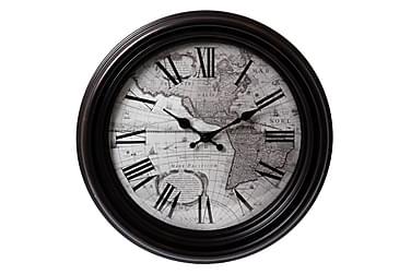 Klocka Vägg Plast