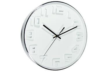 Klocka White 33,5x33,5 cm