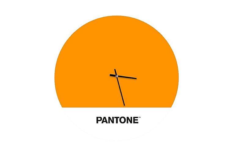 PANTONE Sunset Klocka - Pantone By Homemania - Inredning - Väggdekor - Klockor